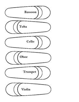 Turkey Instrument Family Match