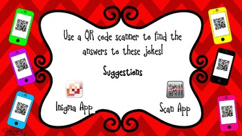 Turkey Jokes with QR Code Answers