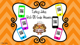Turkey Jokes with QR Code Answers