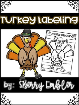 Turkey Labeling for Thanksgiving