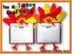 Turkey Legs, Feathers, & Beak OH MY!  {Thanksgiving Craftivity & Activities}