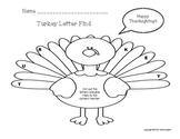 Turkey Letter Find
