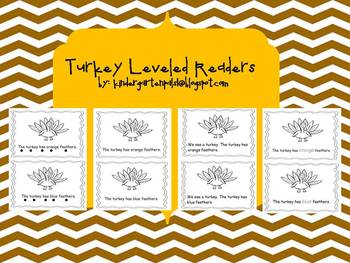 Turkey Leveled Readers