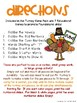 Turkey Literacy and Math Games