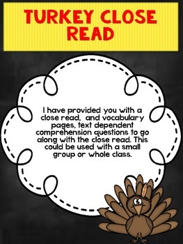 Turkey Literacy and Writing