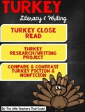 Turkey Literacy and Writing