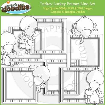 Turkey Lurkey Frames
