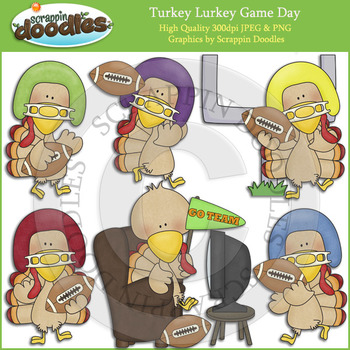 Turkey Lurkey Game Day