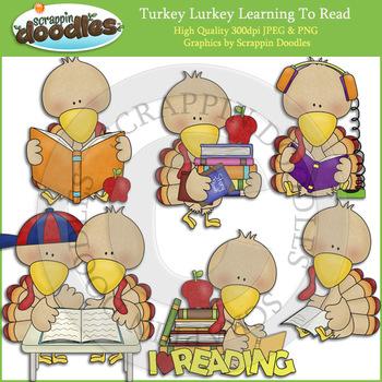 Turkey Lurkey Learning To Read