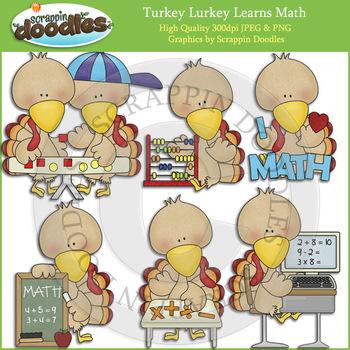 Turkey Lurkey Learns Math