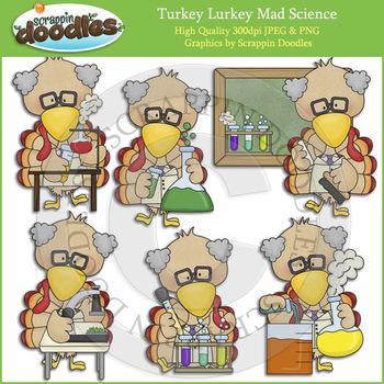 Turkey Lurkey Mad Science