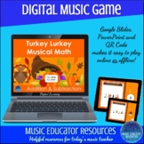 Turkey Lurkey Musical Math | Digital | Addition & Subtraction