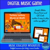 Turkey Lurkey Musical Math | Digital Edition