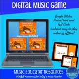 Turkey Lurkey Musical Math | Digital Games BUNDLE