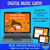 Turkey Lurkey Musical Math | Digital | Multiplication & Division