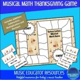 Turkey Lurkey Musical Math Game