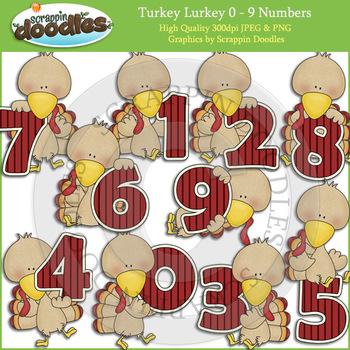 Turkey Lurkey Numbers
