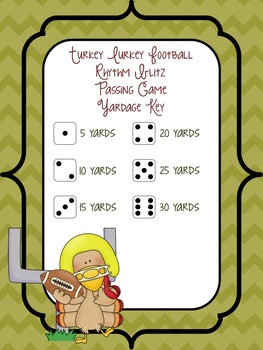 Turkey-Lurkey Rhythm Blitz: a Collection of Games for quarter rest