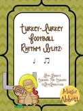 Turkey-Lurkey Rhythm Blitz: a Collection of Games for ta & ti-ti