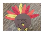 Turkey Main Idea and Details Craftivity