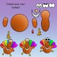 Turkey Math Clipart