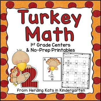 Turkey Math!