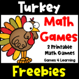 Turkey Free: Turkey Math Games