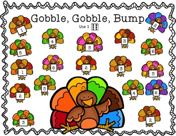 Turkey Math Games