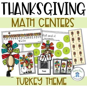 Thanksgiving Turkey Math