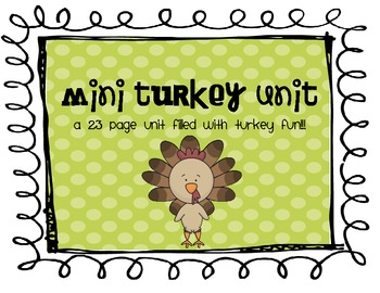 Turkey Mini Unit