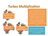 Turkey Multiplication and Repeated Addition Review