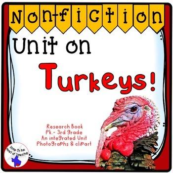 Turkey NonFiction Unit