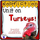 Turkey NonFiction Unit