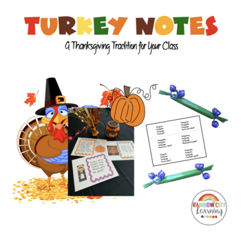 Turkey Notes: A Thanksgiving Tradition