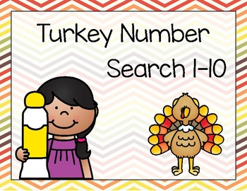Turkey Number Search