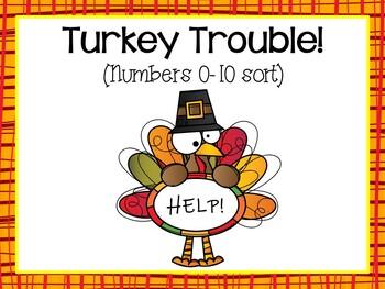 Turkey Number Sense