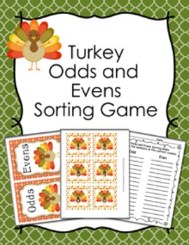 Turkey Odd and Even Numbers Sorting Game 1-30