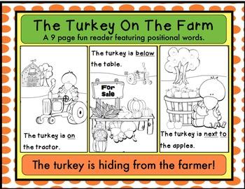 Turkey On The Farm