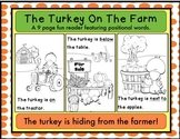 Turkey On The Farm