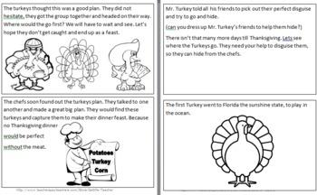 Turkey On The Run Thanksgiving!