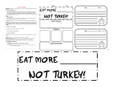 Turkey Opinion (writing center used in a library)