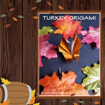 Turkey Origami