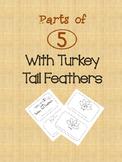 Turkey Parts of 5