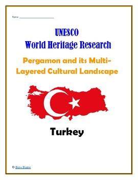 Turkey: Pergamon and its Multi-Layered Cultural Landscape Research Guide