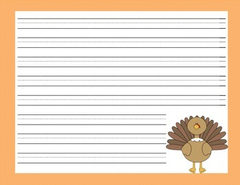 Thanksgiving Craftivity and Writing  Common Core Aligned