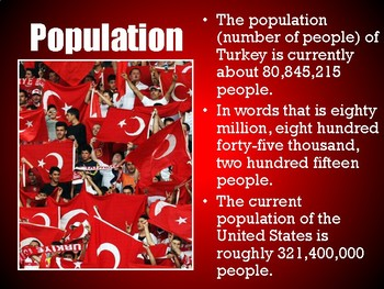 Turkey PowerPoint
