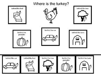 Turkey Prepositions