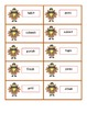 Turkey Puzzlers - A Puzzle Activity for Reading and Spelling 2-Syllable Words