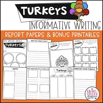 Turkeys Informative Writing Report