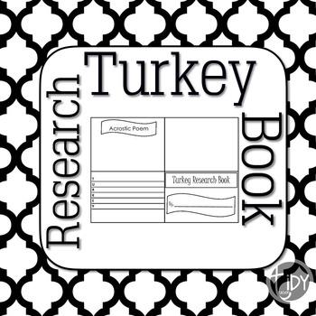 Turkey Research Book
